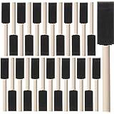 Bates- Foam Paint Brushes, 26pcs, 1 Inch, Sponge Brushes, Sponge Paint Brush, Foam Brushes, Foam Brushes for Painting…