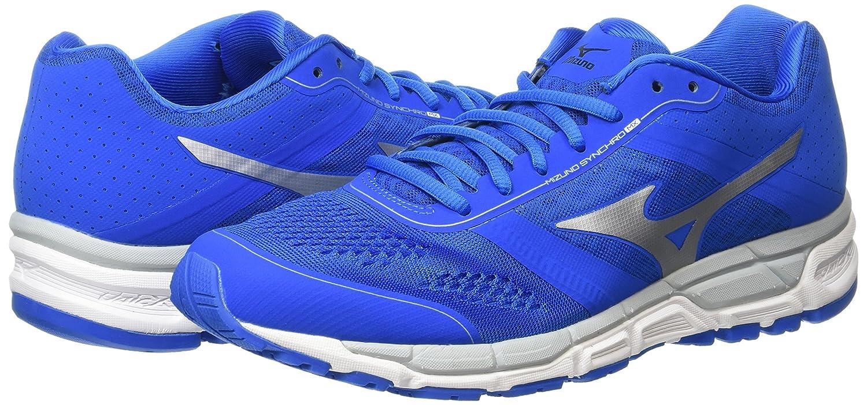 MizunoSynchro MX - Zapatillas de Running Hombre: Amazon.es: Zapatos y complementos