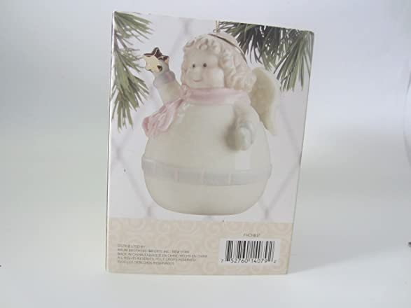 Amazon.com: Formalities Hope Holiday Collection - Porcelain Sleigh ...