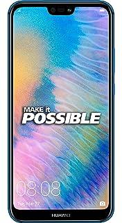 Huawei P20 Pro (Blue, 6GB RAM, 128GB Storage): Amazon in: Electronics