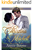 Christina and Mitchell (Colorado Matchmaker Book 6)