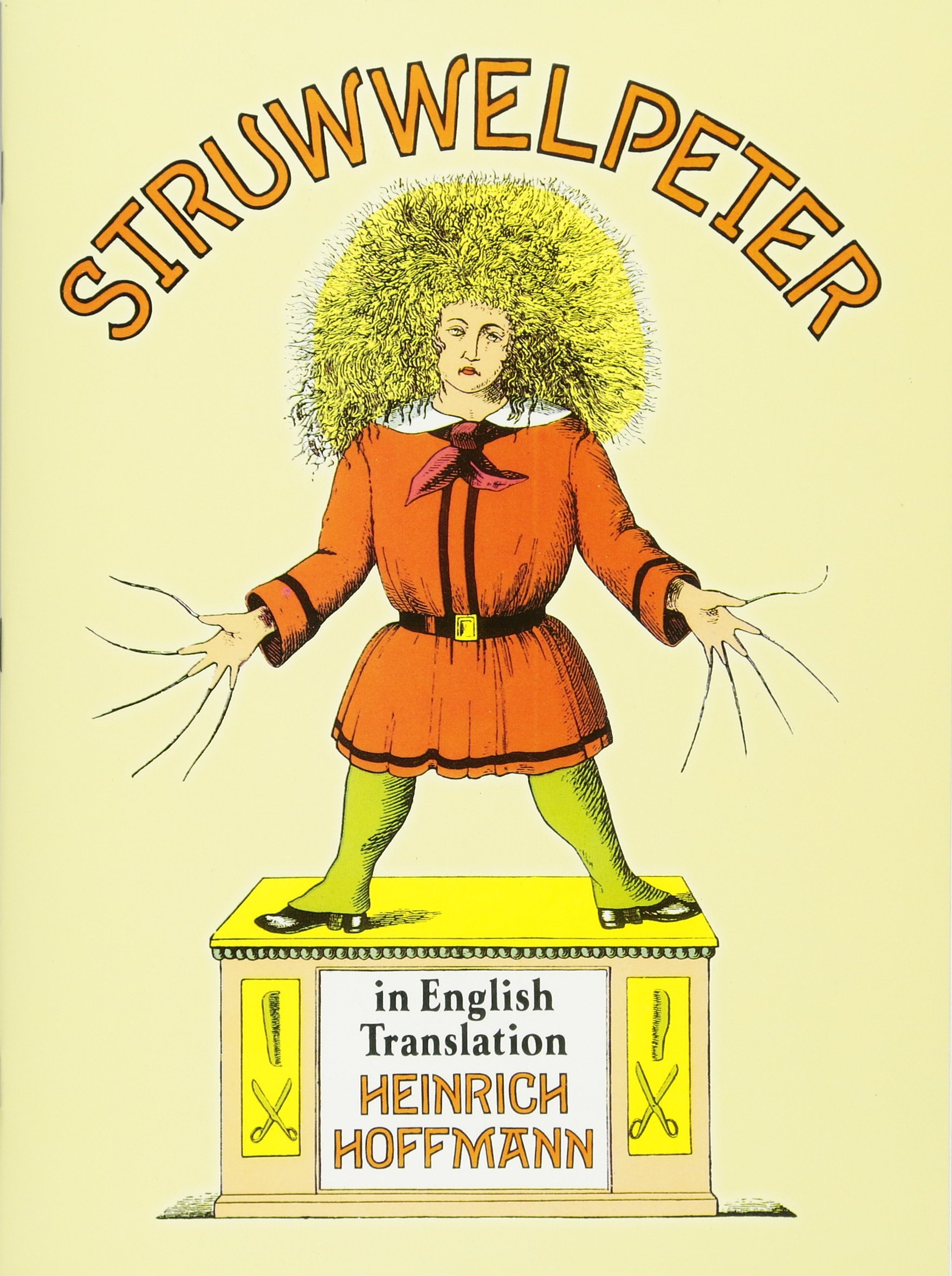 Struwwelpeter in English Translation (Dover Children's Classics)