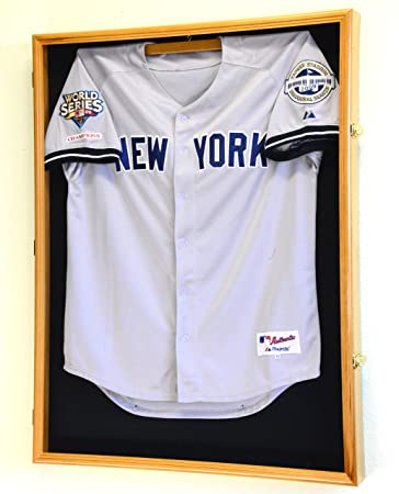 Amazon.com : XL Basketballl Jersey Frame Display Case Cabinet Shadow on trinity case, uniform display case, title case,