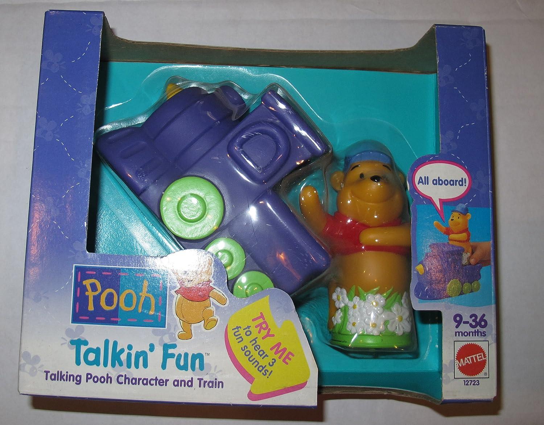 Vintage Disney Winnie the Pooh Talkin' Fun by disney [並行輸入品]   B00E5DNI48