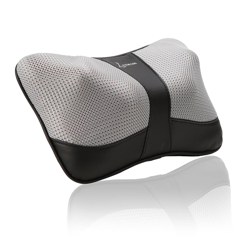 Amazon Luxmass Shiatsu Pillow Massager Shiatsu Kneading