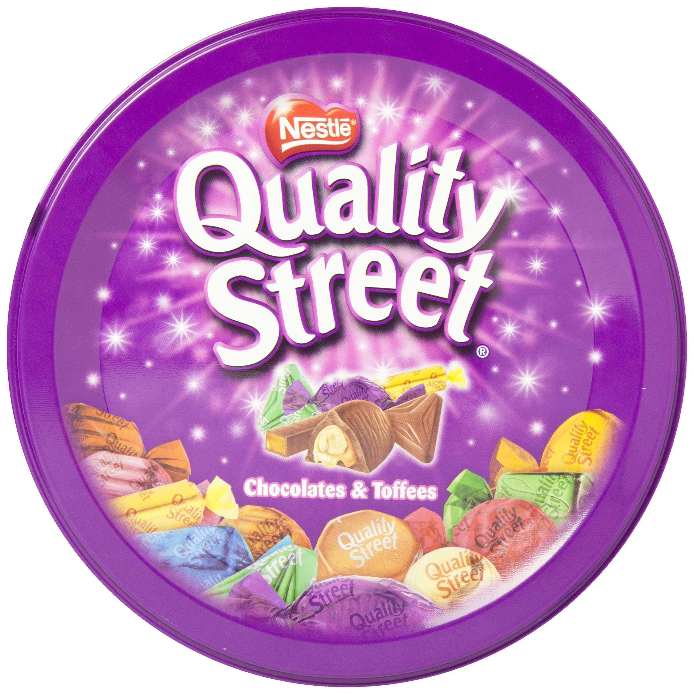 Nestle - Quality Street Round Tin - 480g by Nestle