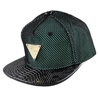 Hater Snapback - Gorra de béisbol - para hombre Negro negro talla ...