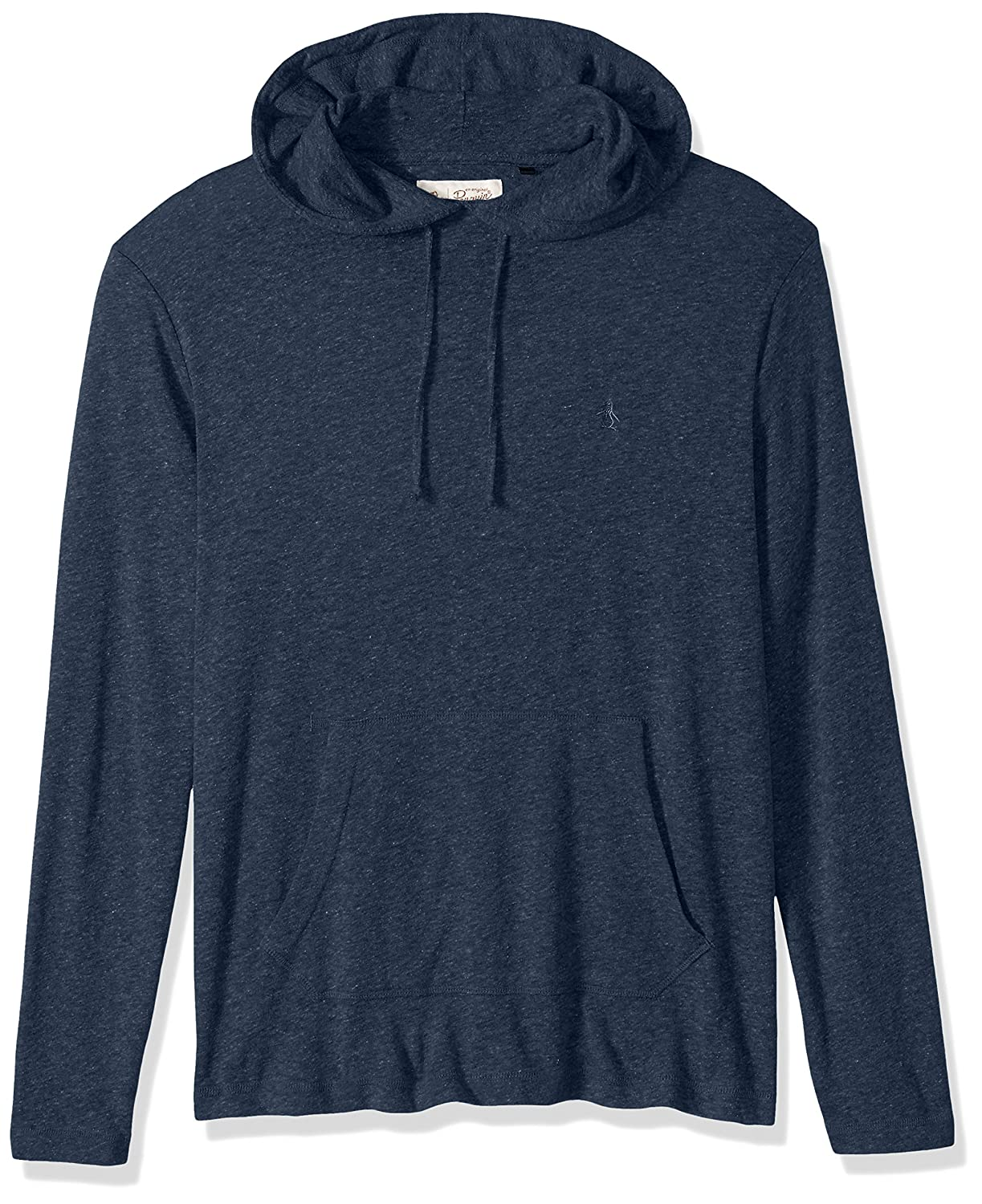 Original Penguin Men's Pullover Tri-Blend Hoodie OPKF7C49