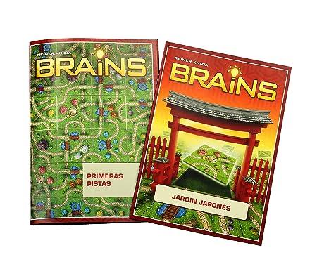 SD Games- Brains: El jardín japonés, Juego de Mesa (SDGBRAINS01)