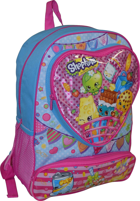 Shopkins Deluxe 41cm School Bag Backpack   B01D1QHAC0