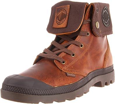 7b3ee0e896e Palladium Men s Baggy Leather Boot Sunrise 9 D(M) US: Amazon.in ...