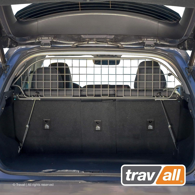 Deluxe Adjustable Tubular Dog Guard// Pet Barrier for KIA RIO S