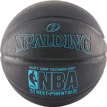 Spalding NBA Street Phantom Outdoor – Balón de Baloncesto (tamaño ...