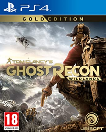 Ghost Recon Wildlands Gold Edition PS4: Amazon co uk: PC