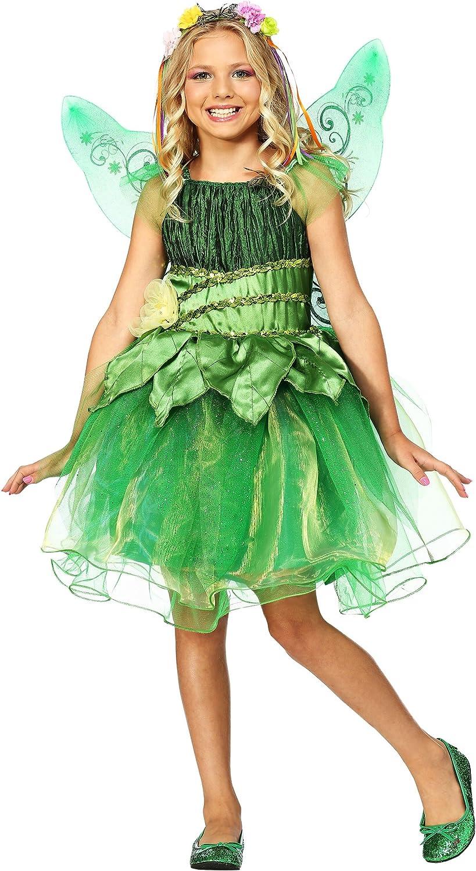 Kids Fairy Costume Garden Fairy Costume for Girls