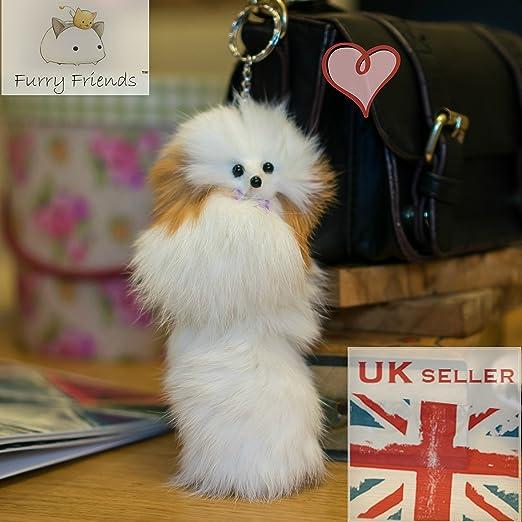 Amazon buy 2 get 1 freesale 20cm large furry friend dog sale 20cm large furry friend dog handmade fur keyring toys negle Images