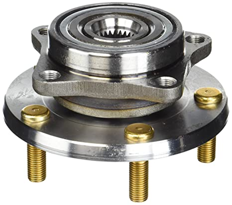 WJB WA513157 - Front Wheel Hub Bearing Assembly - Cross Reference: Timken  513157 / Moog 513157 / SKF BR930214