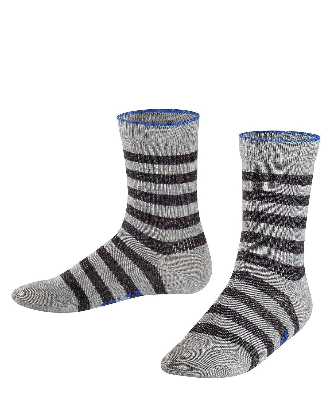FALKE Jungen Double Stripe Socken