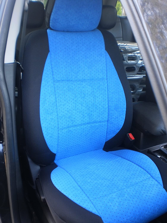 VW Passat B8 2014-2018 Tailored Measure Seat Covers Velour