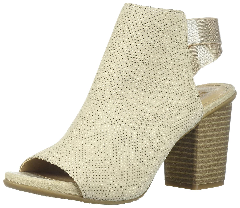 Kenneth Cole REACTION Women's Fridah Fly Toe and Open B076FRNHF3 Heel Bootie Ankle Boot B076FRNHF3 Open 7.5 B(M) US Stone ecef62