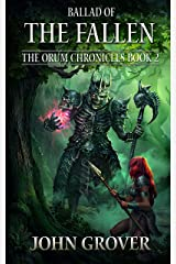 Ballad of the Fallen (The Orum Chronicles Book 2) Kindle Edition