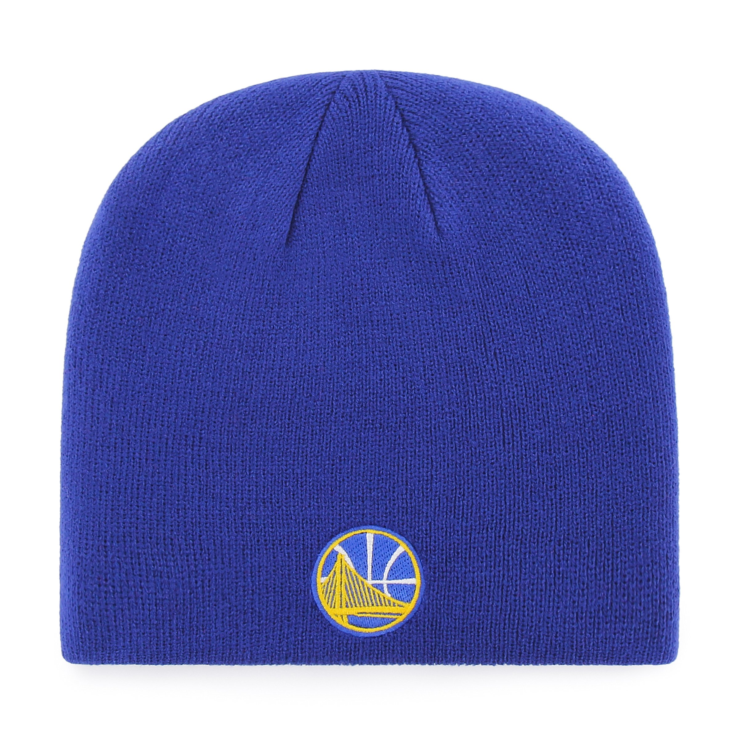 purchase cheap 28f5c 86974 OTS NBA Golden State Warriors Beanie Knit Cap, Royal, One Size