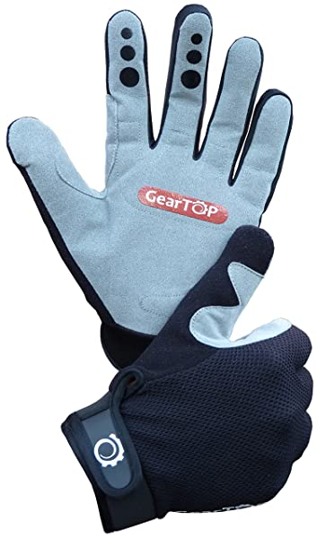 GearTOP Mountain Biking Gloves - Great for Cycling