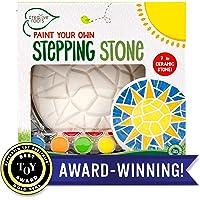 Creative Roots Mosaic Sun Stepping Stone by Horizon Group USA