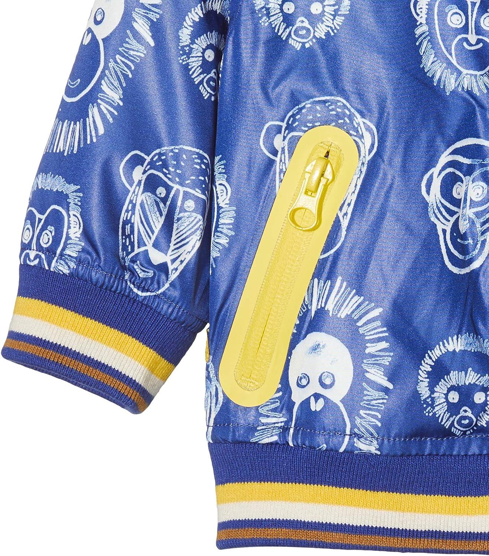 Bleu Majorelle 44 Azul para Beb/és Catimini Cq41002 Blouson Chaqueta Talla del Fabricante: 4A 104//110