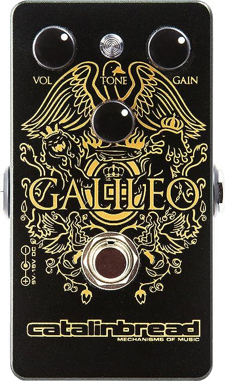 New Catalinbread Sabbra Cadabra Treble Boost Guitar Effects Pedal