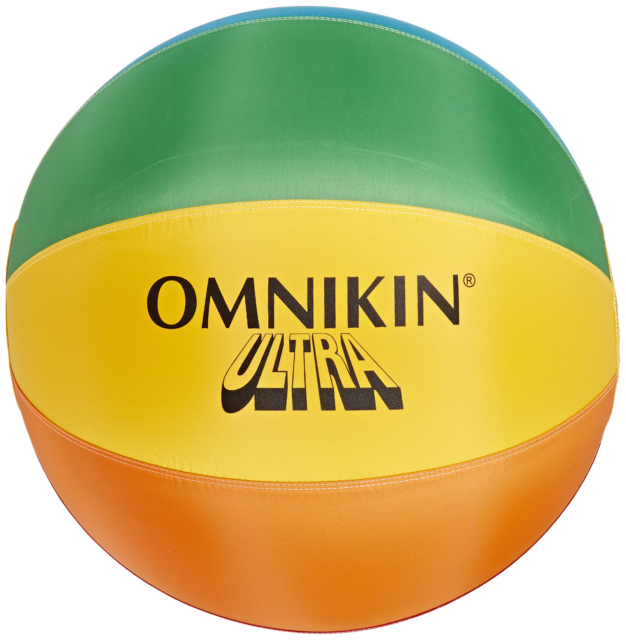 OMNIKIN Multiple Colors Ultra Ball with Water Resistant Coating, 24'' Diameter by Omnikin