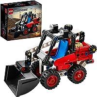 LEGO Technic Nokta Dönüşlü Yükleyici 42116 - Çocuklar için İnşaat Kamyonu Oyuncak Yapım Seti (139 Parça)