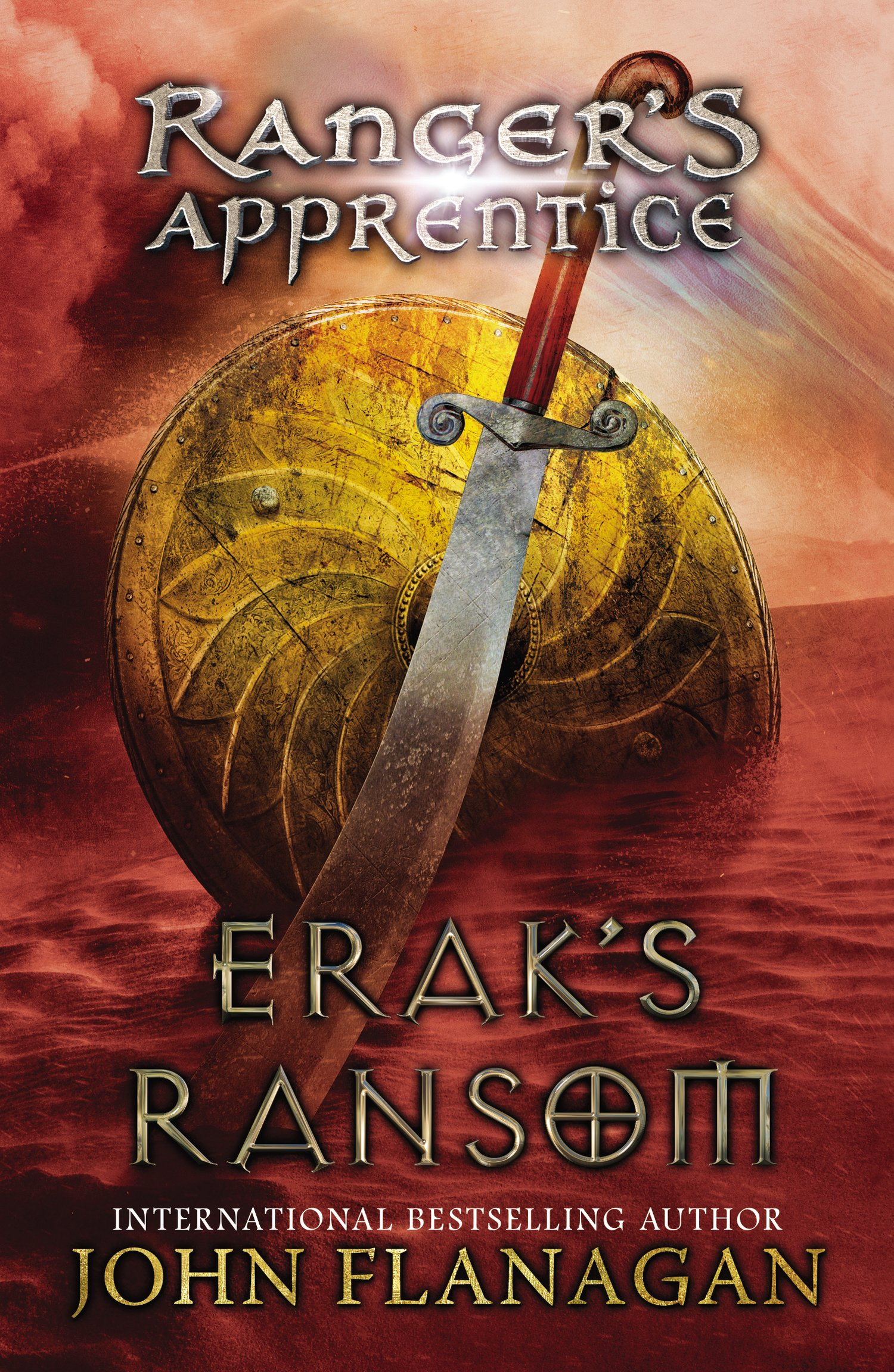 Erak's Ransom: Book 7 (ranger's Apprentice): John A Flanagan:  9780142415252: Amazon: Books