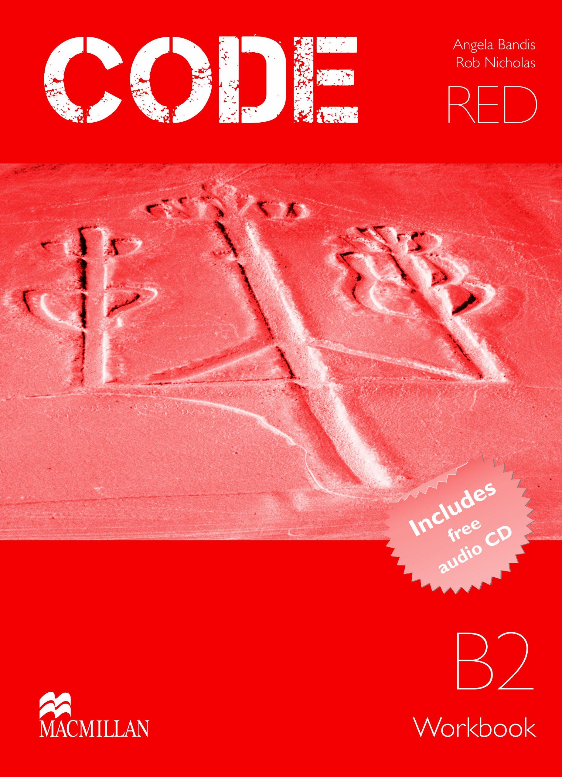 Code Red B2 Workbook with CD pdf