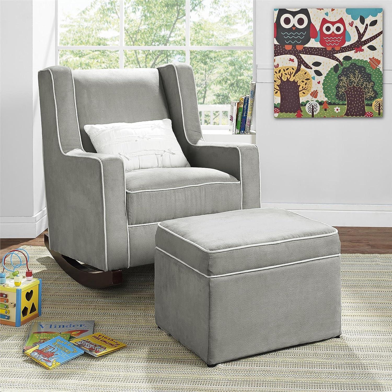 Amazon Baby Relax Abby Rocker Gray Color e Color Baby