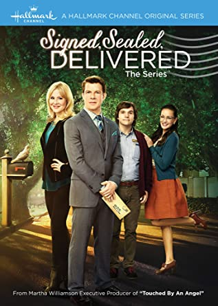 Signed, Sealed, Delivered: The Complete Series - DVD Image