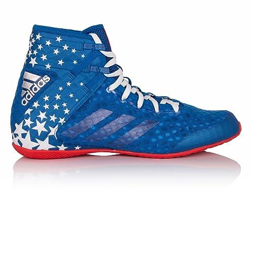 the latest 6751a 778d3 Adidas speedex 16.1 LTD Boxing Zapatos - ss18 , Rojo, 43 13 EU Amazon.es  Deportes y aire libre