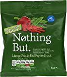 Nothing But Mange Tout and Red Pepper Snack 8 g (Case of 8)