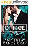Office Fling: A Single Dad Baby Romance