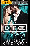Office Fling: A Single Dad Baby Romance (English Edition)