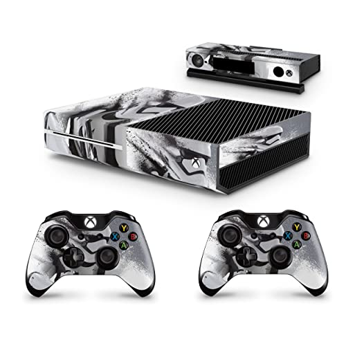 Gizmoz n Gadgetz Trooper Skins for Xbox Console Decal Vinal Sticker + 2 Controller Set