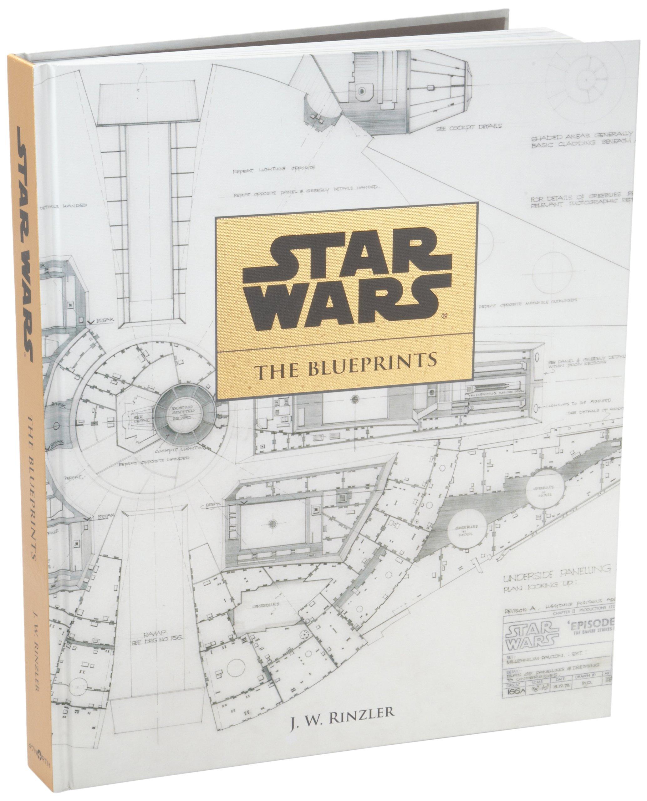 star wars the blueprints j w rinzler 8601400394311 amazon star wars the blueprints j w rinzler 8601400394311 amazon com books
