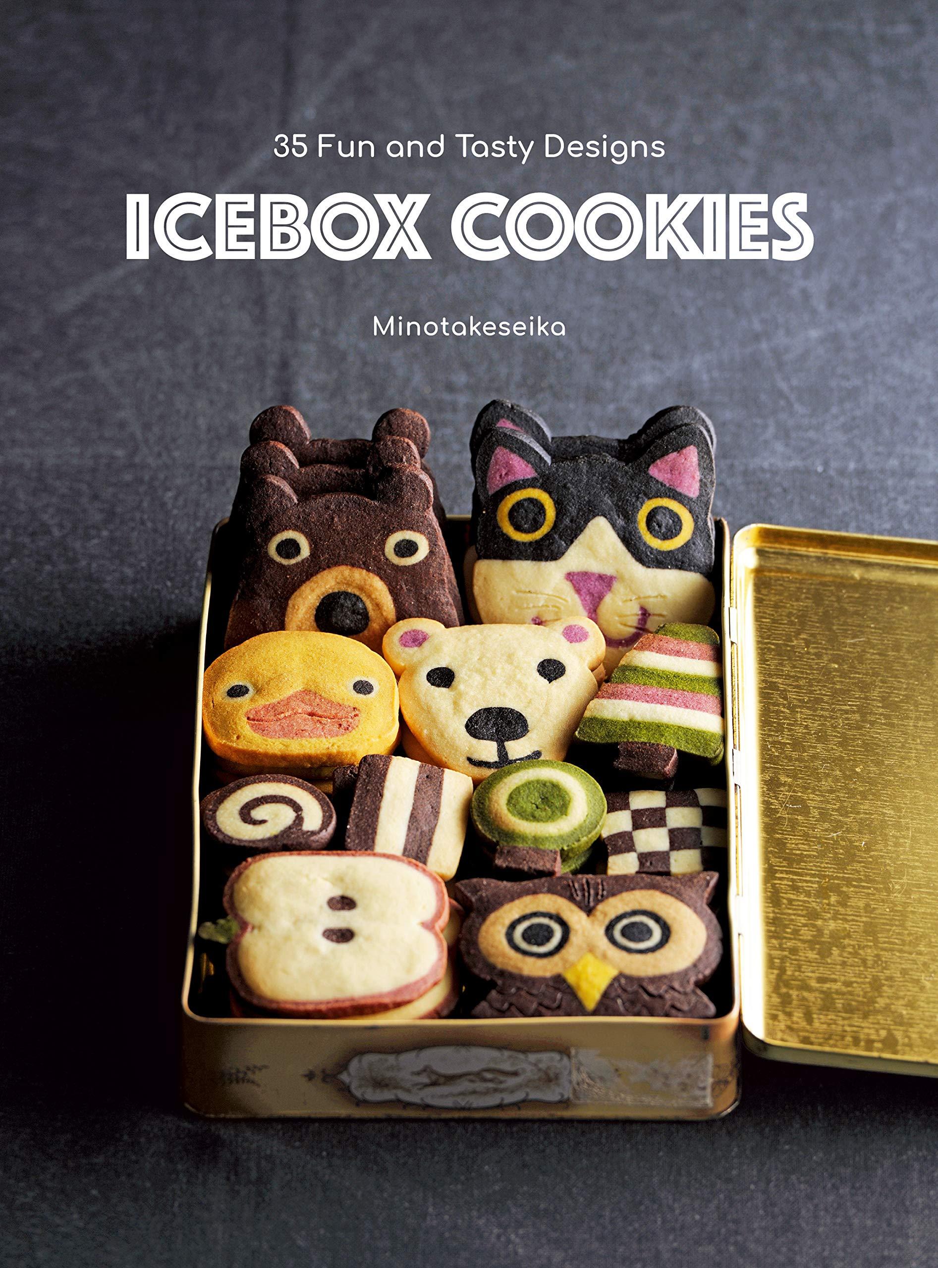 Icebox Cookies 35 Fun And Tasty Designs Minotakeseika