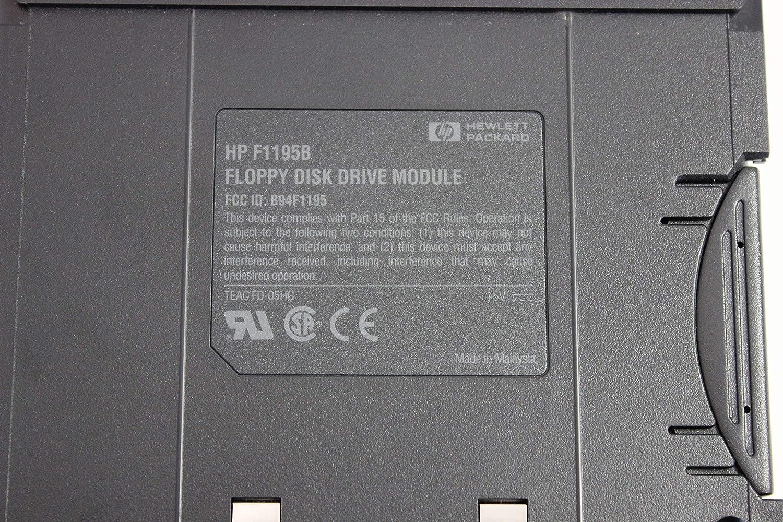 HP F1195B 3.5 INT//EXT FLOPPY DRIVE F//OMNIBOOK 5500//5700CTX F1195B