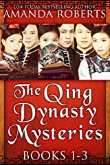 The Qing Dynasty Mysteries Series: A Historical Mystery Box Set Books 1-3 Kindle Edition