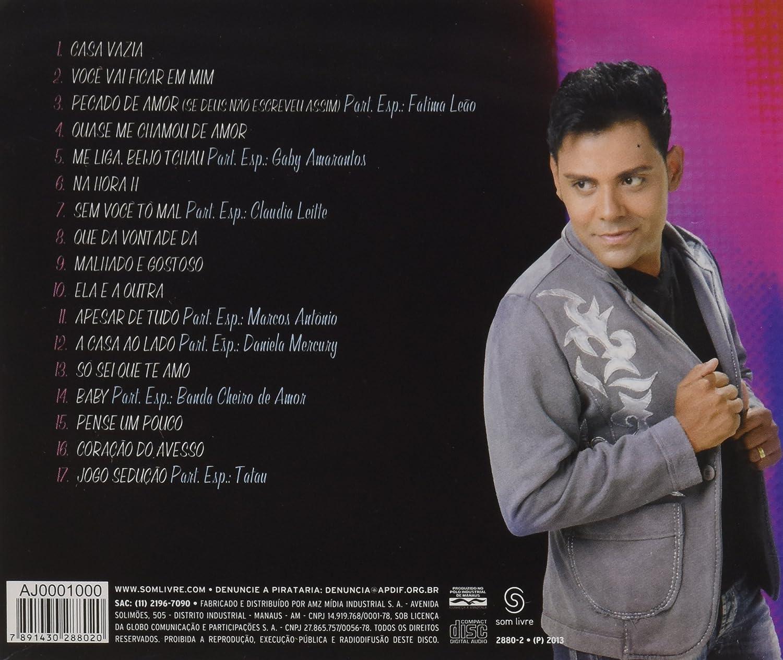 PECADO BAIXAR ARROCHA DO DE AMOR PABLO CD DE