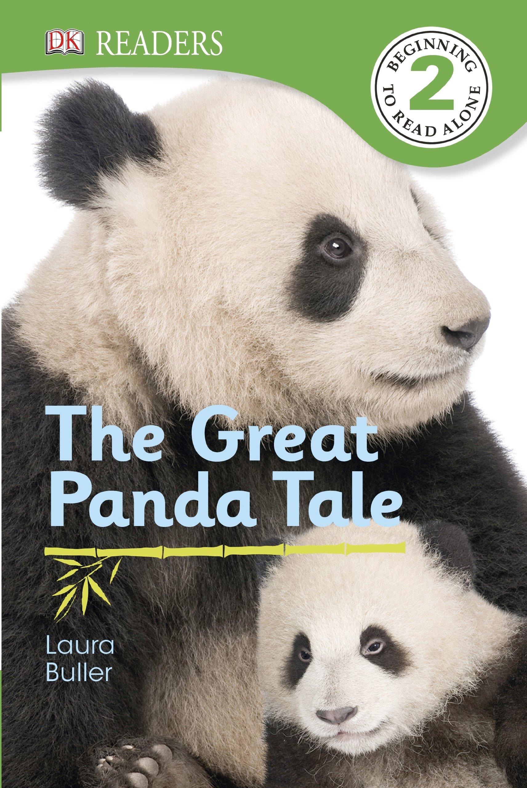 DK Readers L2: The Great Panda Tale pdf