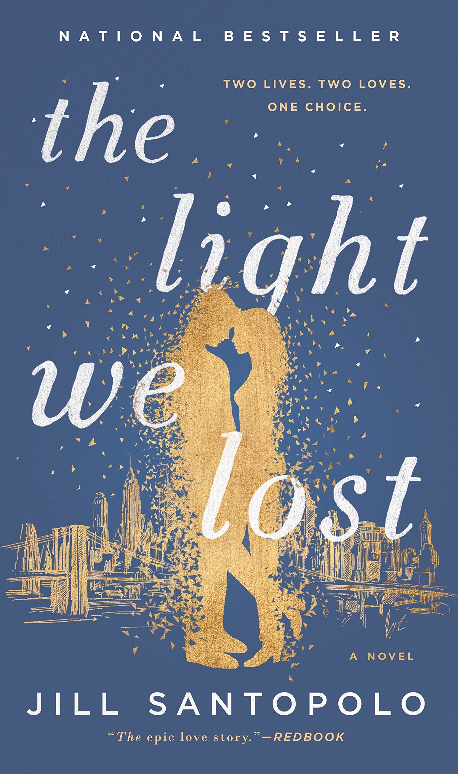 Image result for the light we lost book
