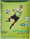 NPAV Net Protector Anti-Virus Pro 2017-1 PC, 1 Year (CD)