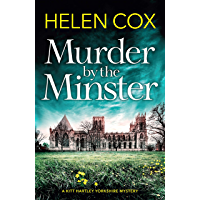 Murder by the Minster: the most exciting new cosy mystery summer read for 2019 (The Kitt Hartley Yorkshire Mysteries Book 1)